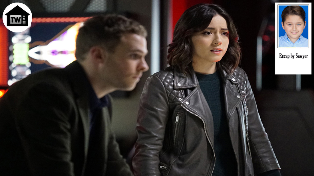 Agents of SHIELD Watchdogs
