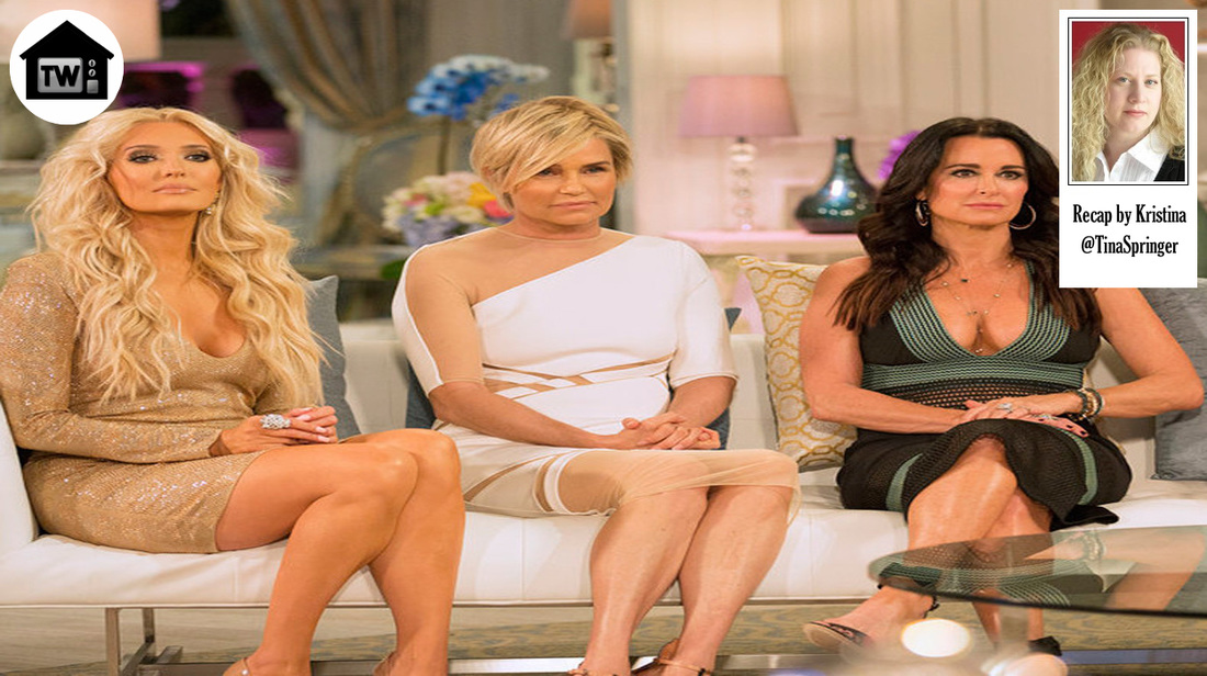 Real Housewives Reunion