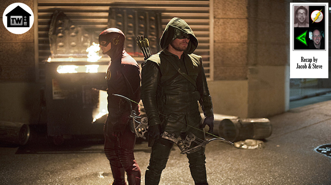 Flash Versus Arrow Flarrow