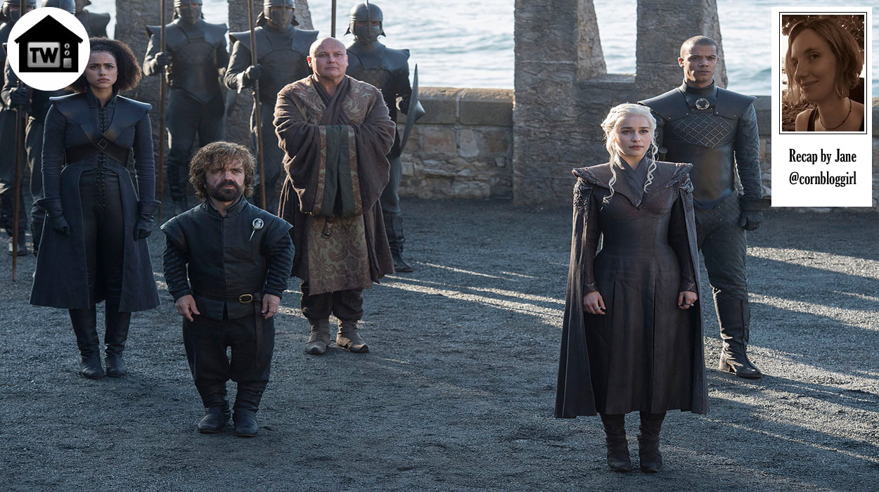 "Game of Thrones (7.1) ""Dragonstone"""