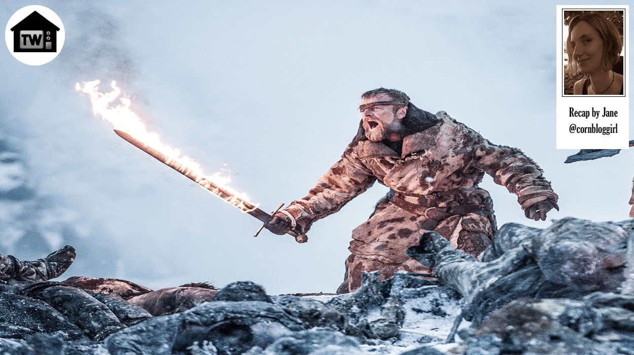 "Game of Thrones (7.6) ""Beyond the Wall"""