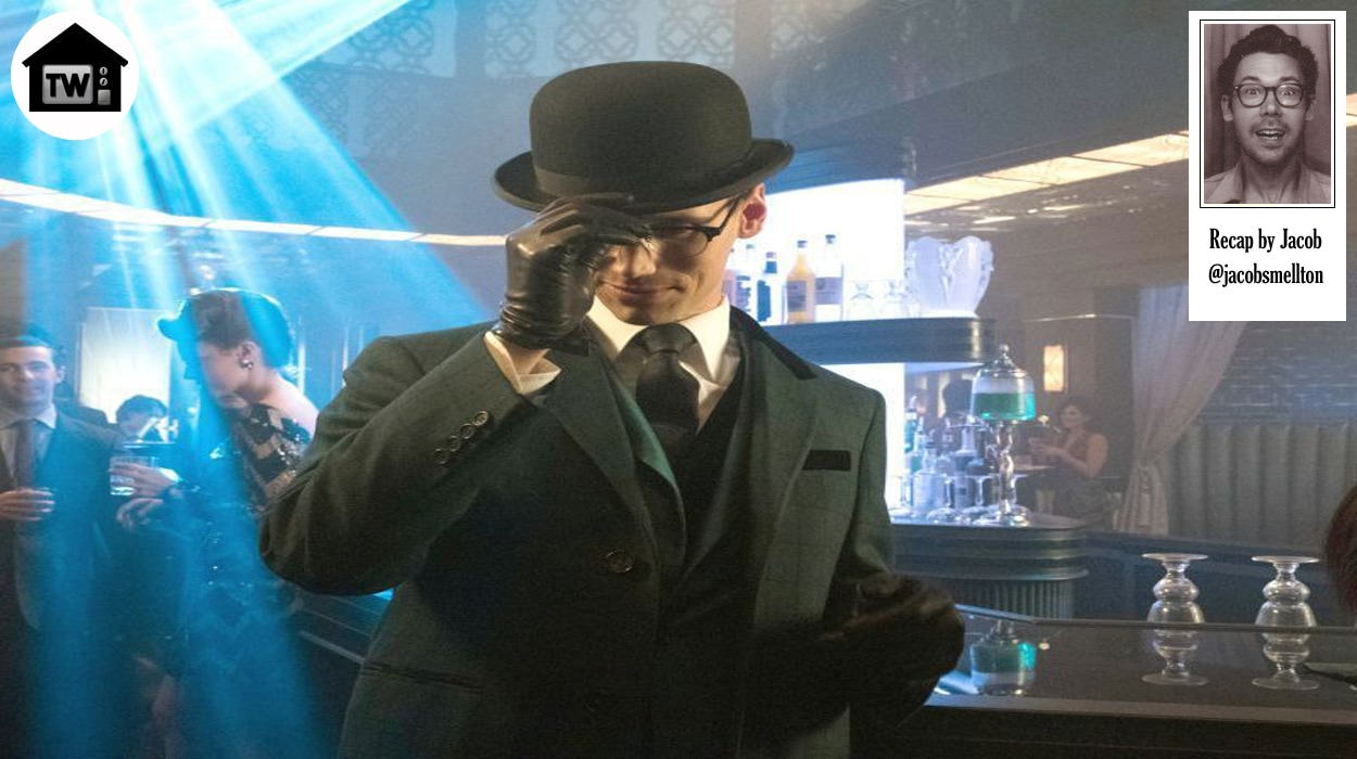 "Gotham (3.17) ""The Primal Riddle"""