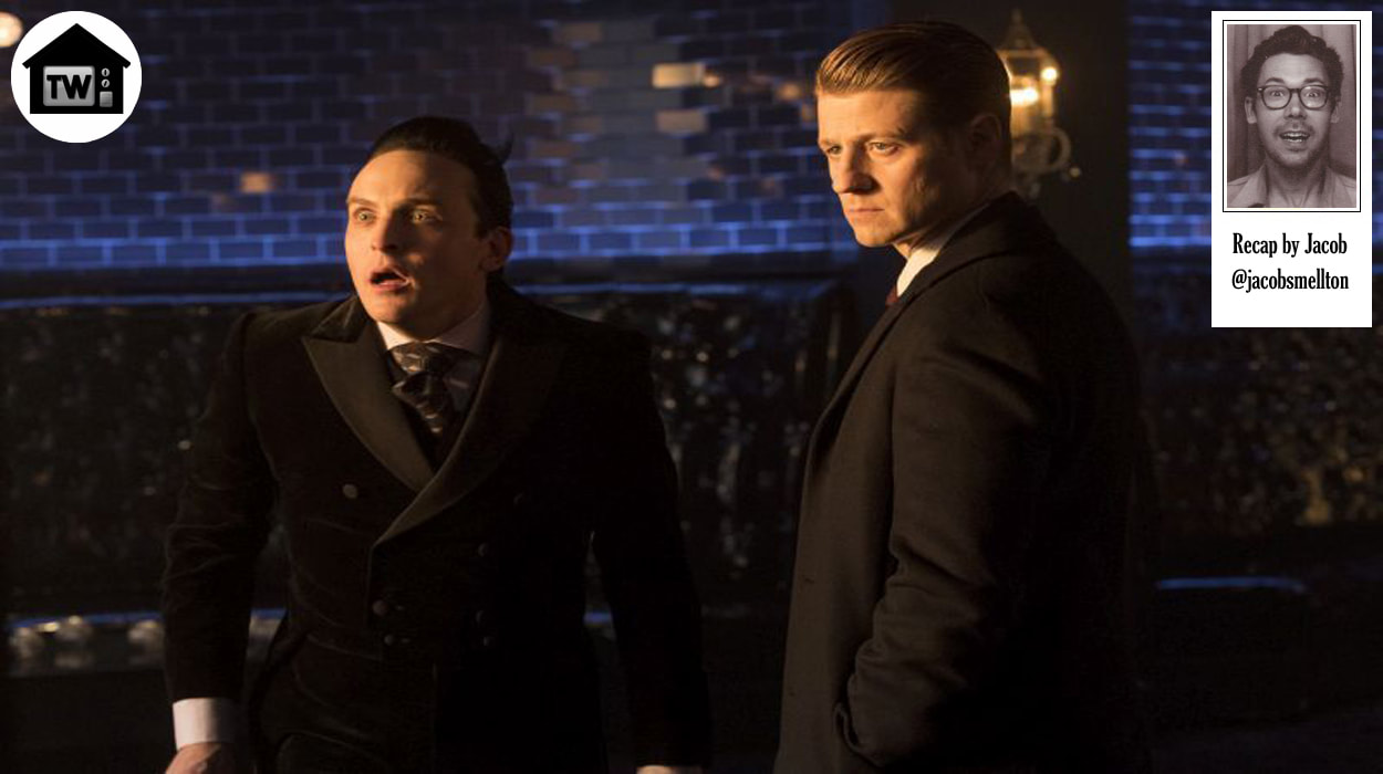 "Gotham (4.11) ""Queen Takes Knight"""