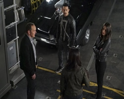Agents of SHIELD World's End