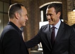 Agents of SHIELD Meet the New Boss