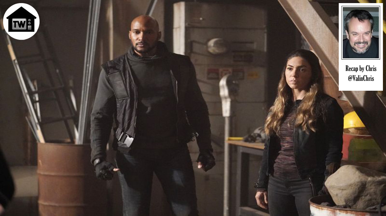 "Marvel's Agents of SHIELD (5.07) ""Together or Not at All"""