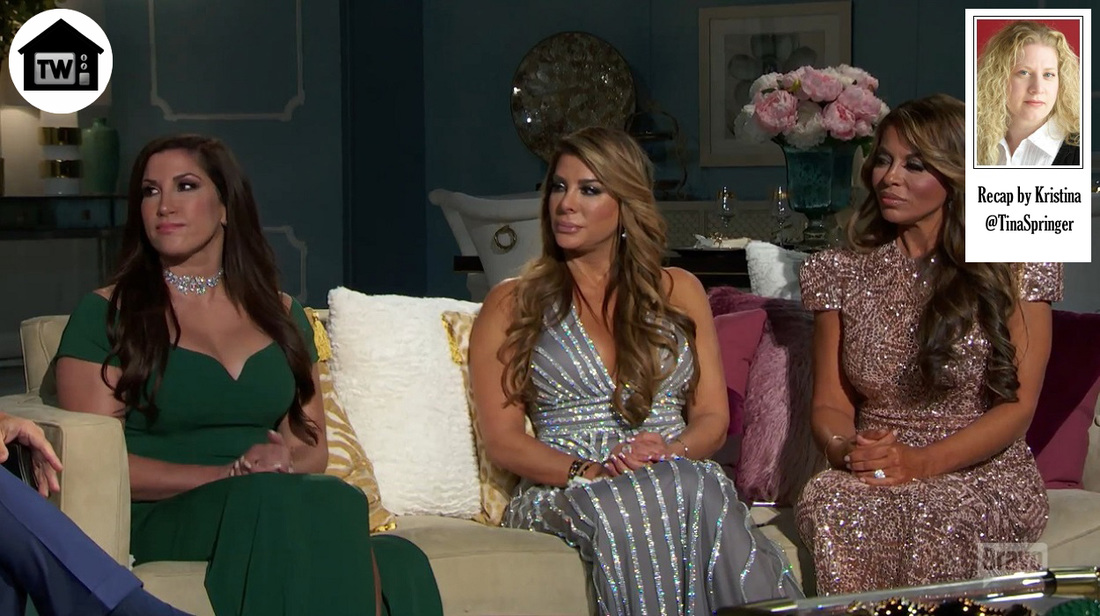 Real Housewives of New Jersey Reunion Part 1