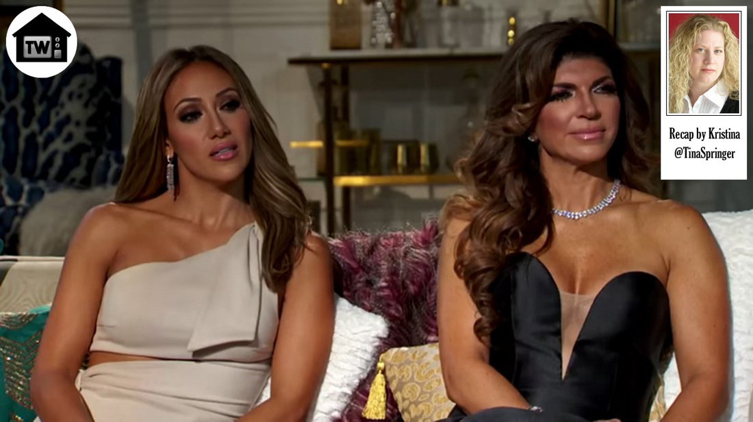 Real Housewives of New Jersey Reunion Part 2