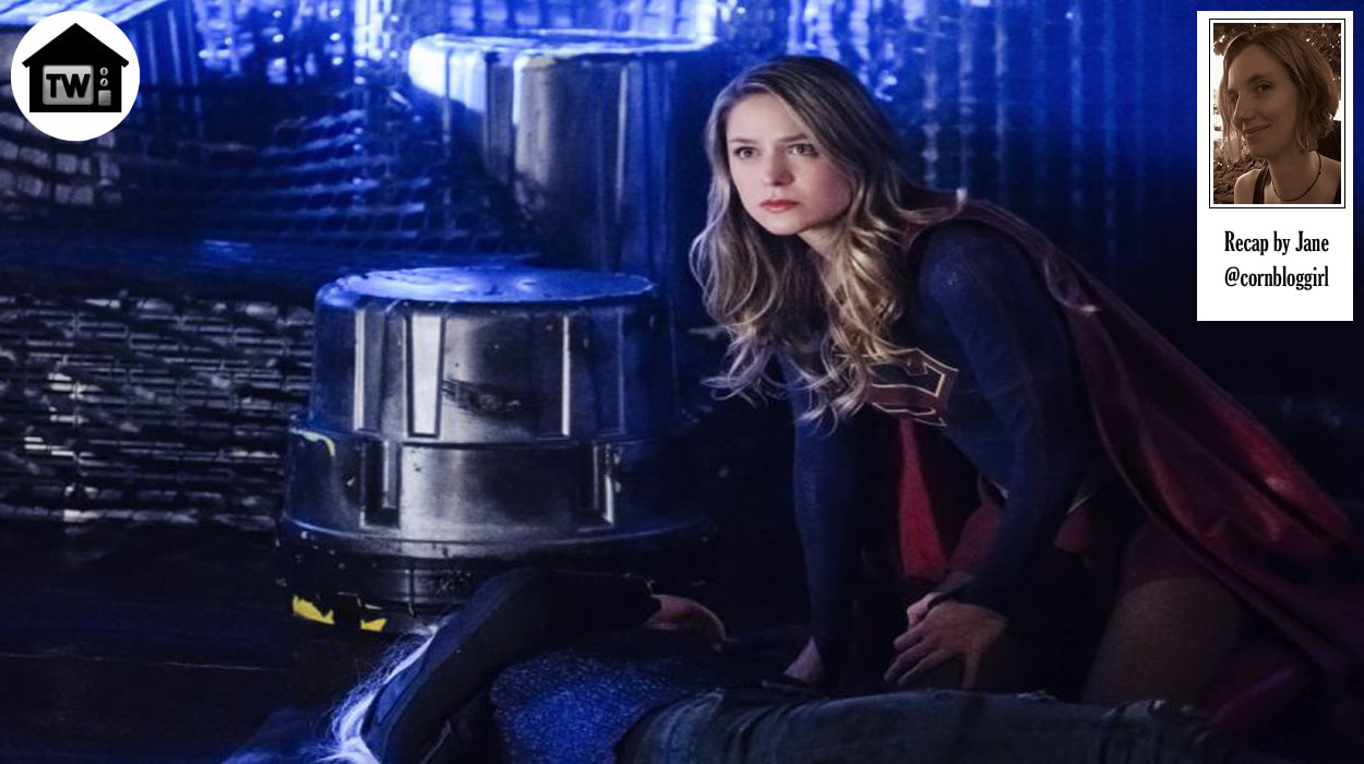 "Supergirl (3.11) ""Fort Rozz"""