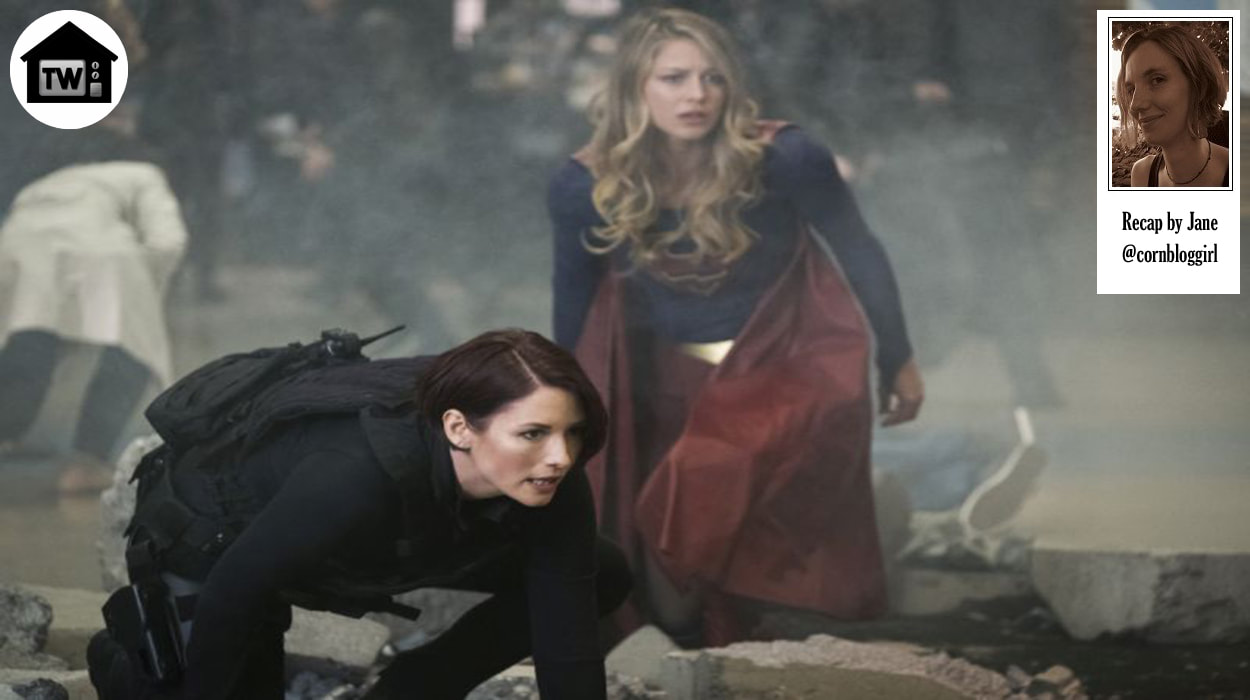 "Supergirl (3.13) ""Both Sides Now"""